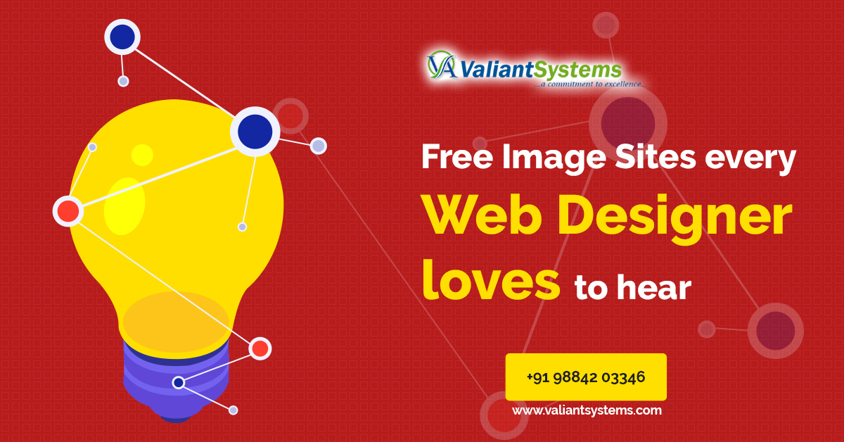 Free Image sites every web designer loves to hear