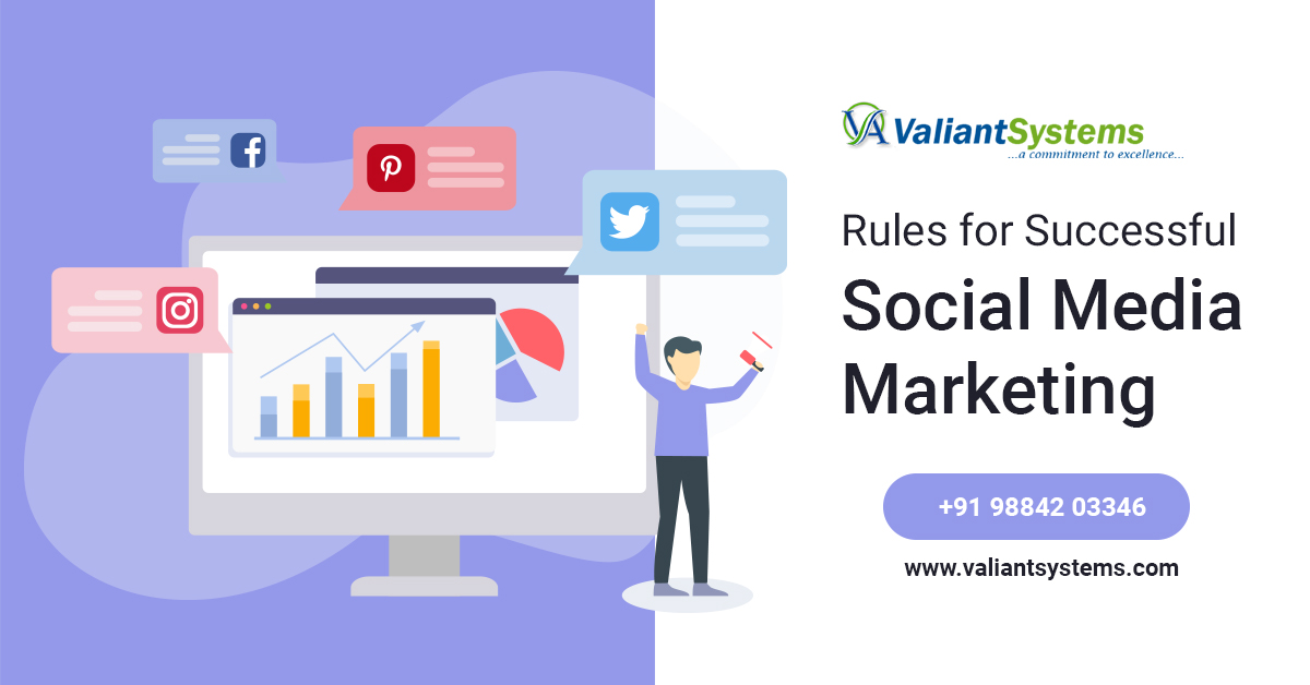 Rules for successful Social Media Marketing