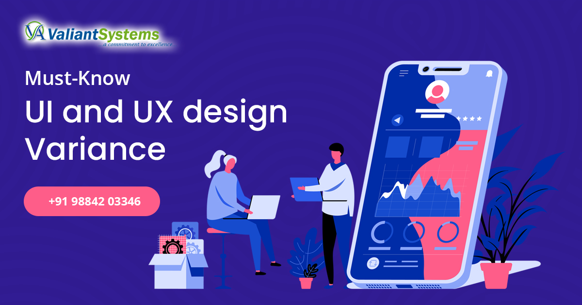 Must-Know UI and UX design Variance'