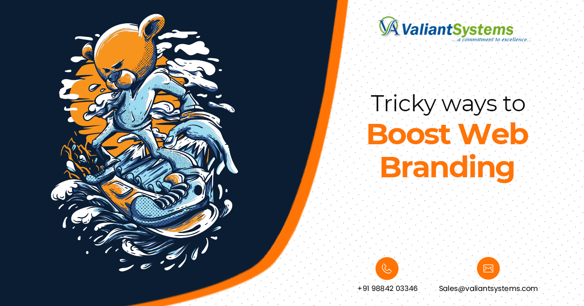 Tricky ways to boost website branding